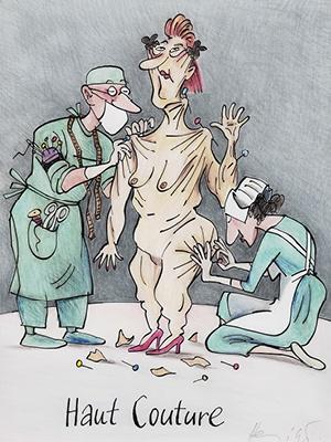 Illustration e.o.plauen Preisträgerin Barbara Henniger