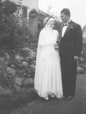 Hochzeitsfoto Erich Ohsers