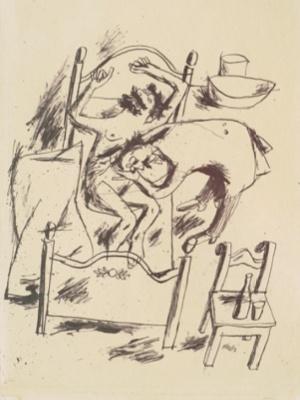 Illustration Erich Ohsers aus »Die Stiefel des Zaren«