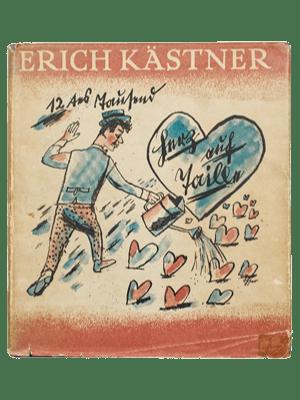 Illustrationen Erich Ohsers zu Erich Kästners Gedichtband »Herz auf Taille«