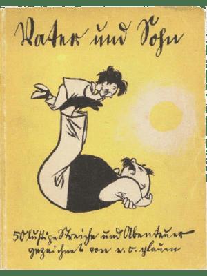 »Vater und Sohn«-Buchausgabe, 1935