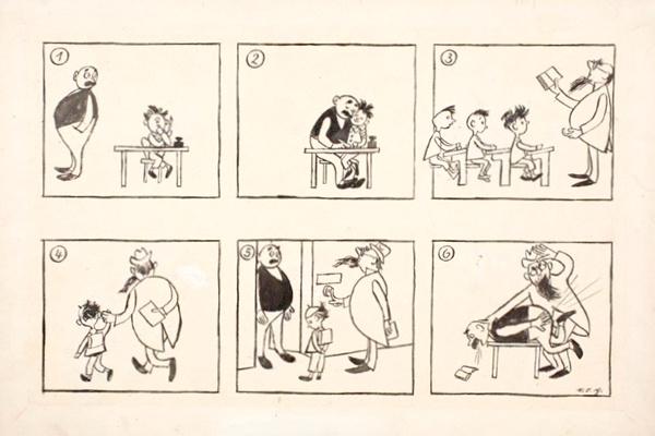 »Der schlechte Hausaufsatz«, 1934