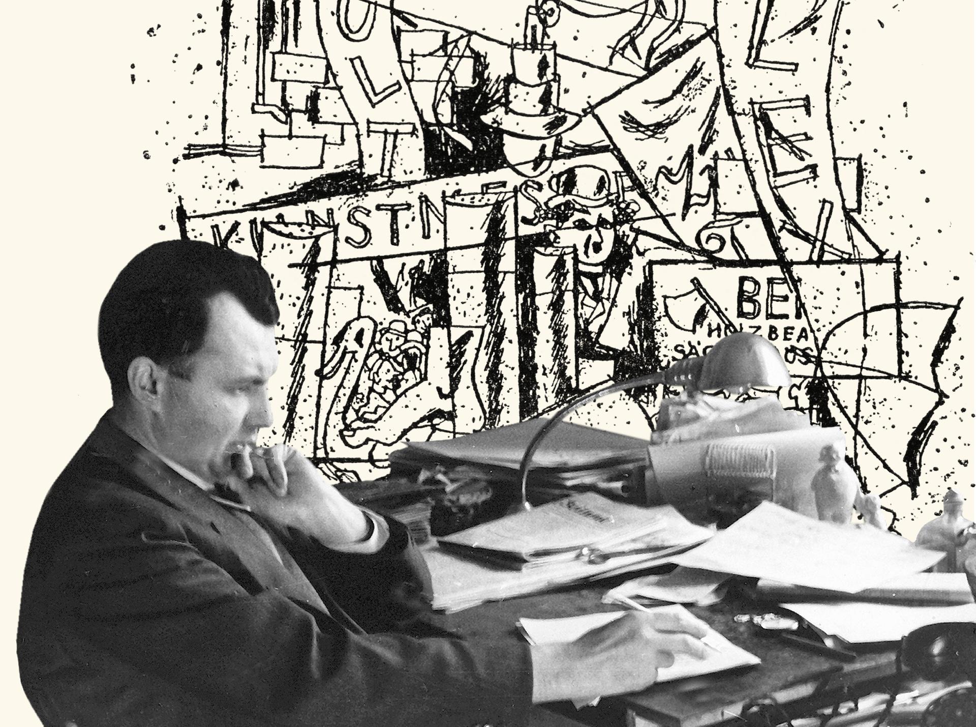 e.o.plauen: Die Welt des Zeichners