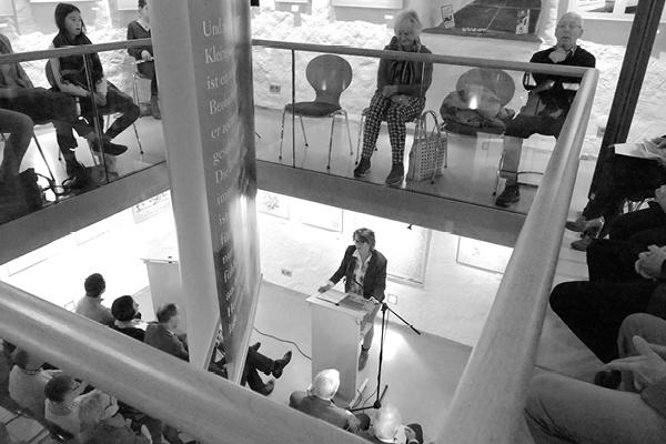 Vernissage zur Erich-Ohser-Ausstellung »Der Künstler und sein Echo«