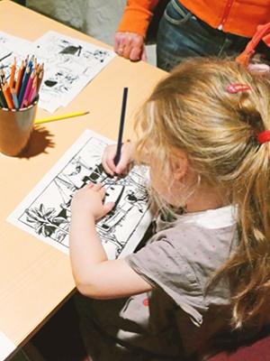 Museumspädagogik in der Galerie e.o.plauen