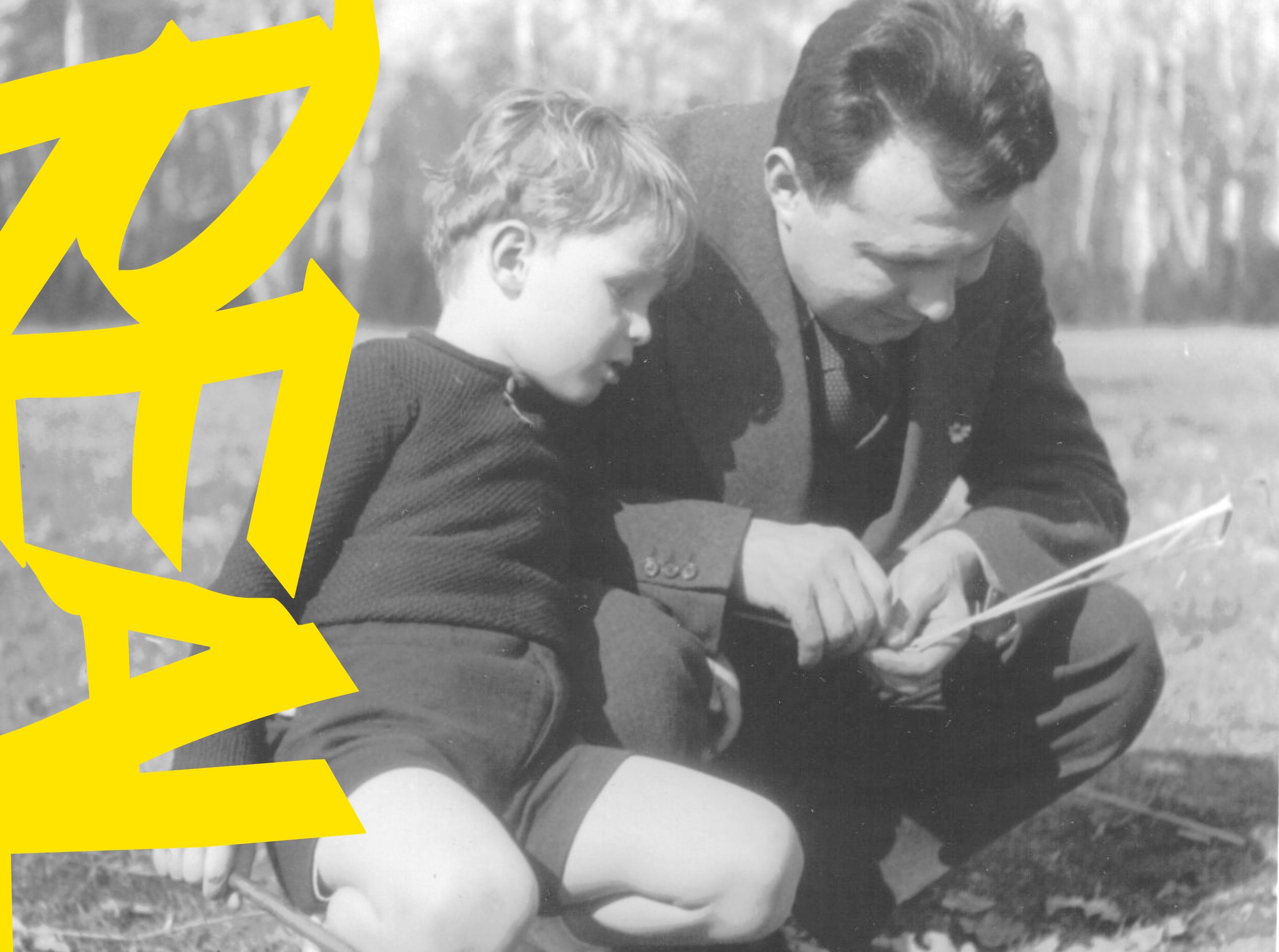 Vater und Sohn – Ganz real!